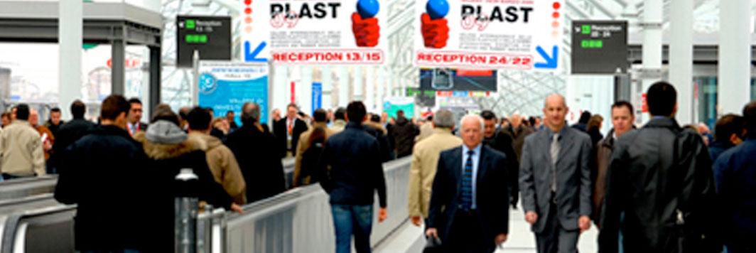 partecipazione - MATERIOTECA AL PLAST 2009