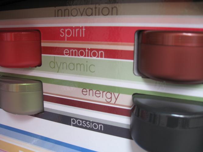 I colori del design Maggio 2011