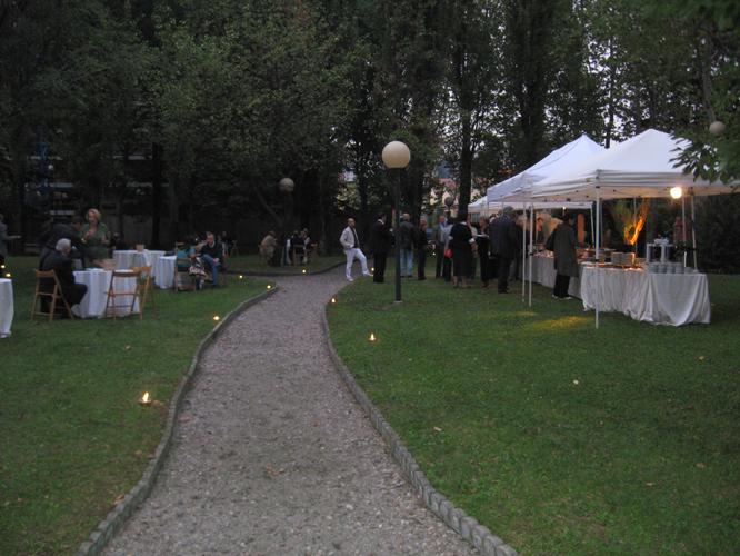 Inaugurazione Materioteca® Settembre 2008