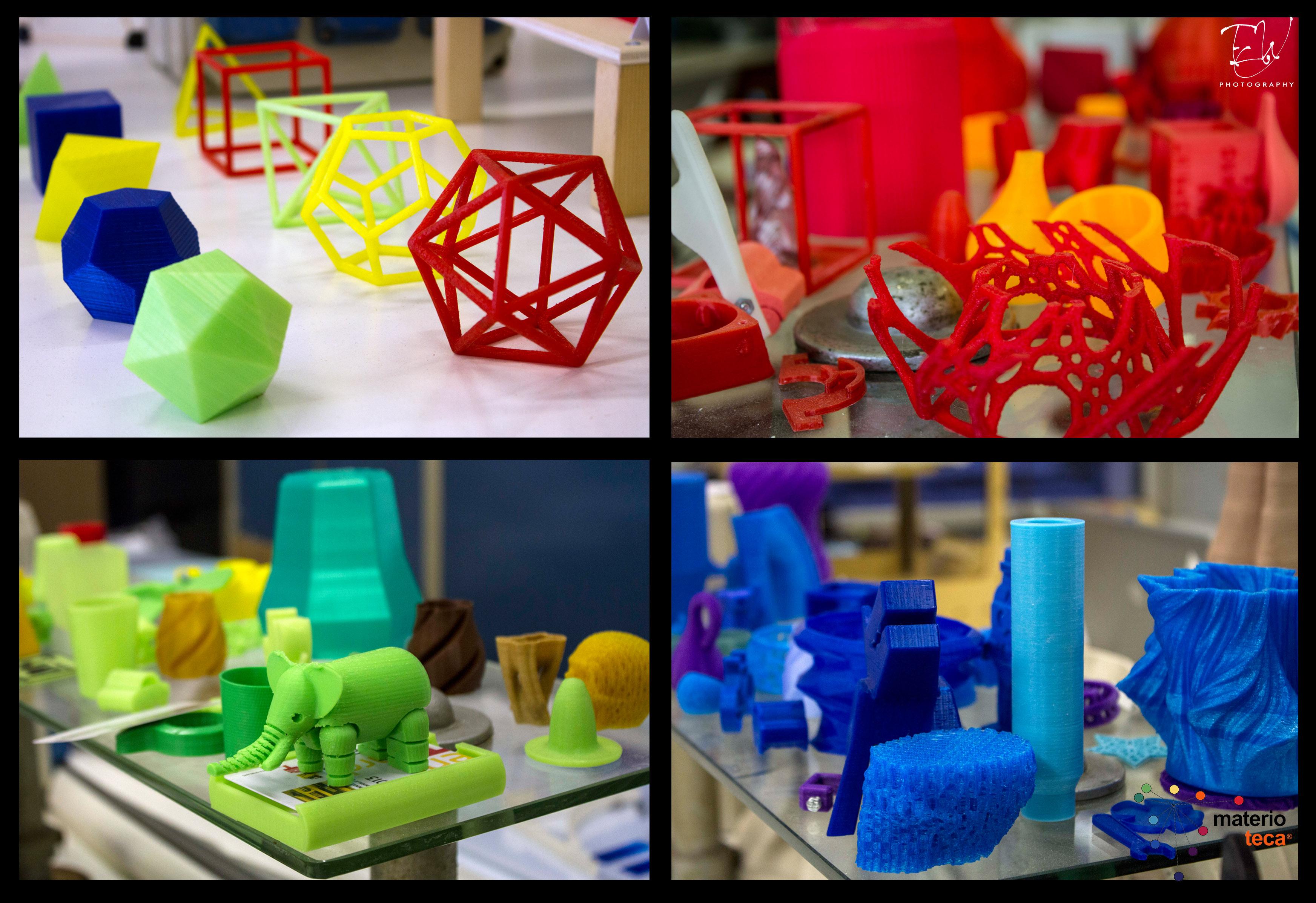 L'arte abbraccia il 3D - Prima Revisione