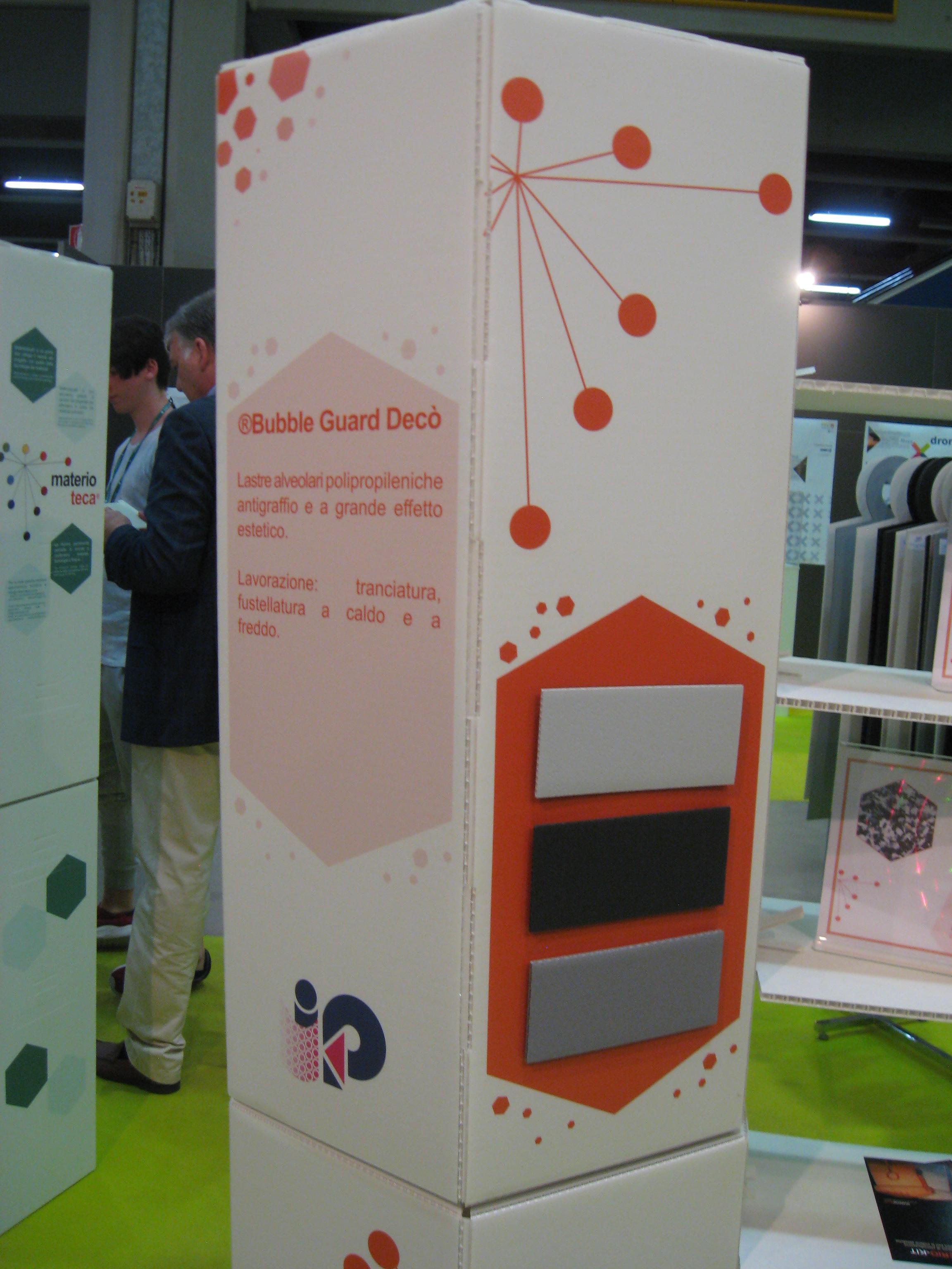Materioteca a Technology Hub 2016
