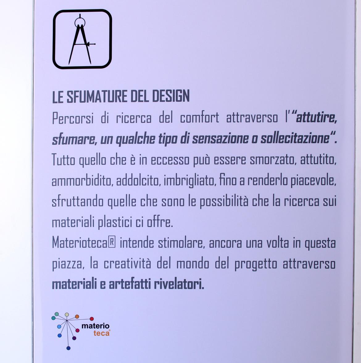 MEecSpe 2013 - Le sfumature del design