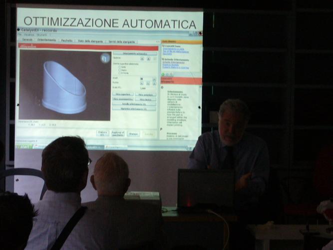 Modellare il prototipo, progettare il prodotto Settembre 2009