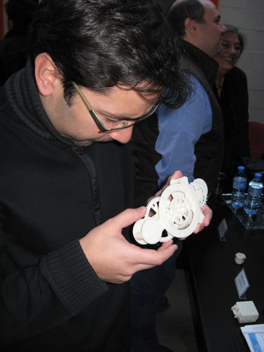 Prototipazione rapida e Digital Direct Manufacturing Febbraio 2009