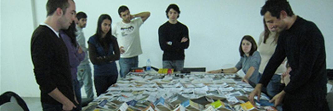 Lezioni - Materioteca� docet alla Scuola Politecnica di Design