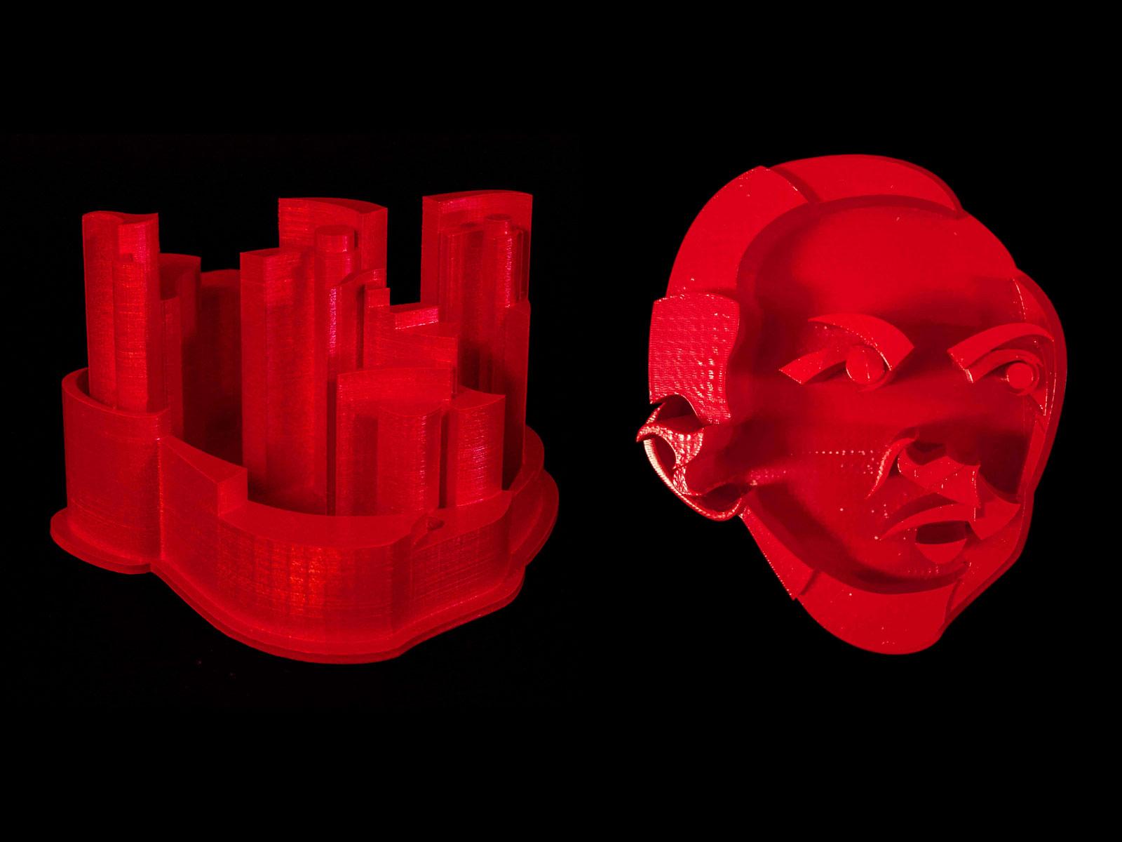 """Progetto """"L'Arte Abbraccia il 3D"""""""