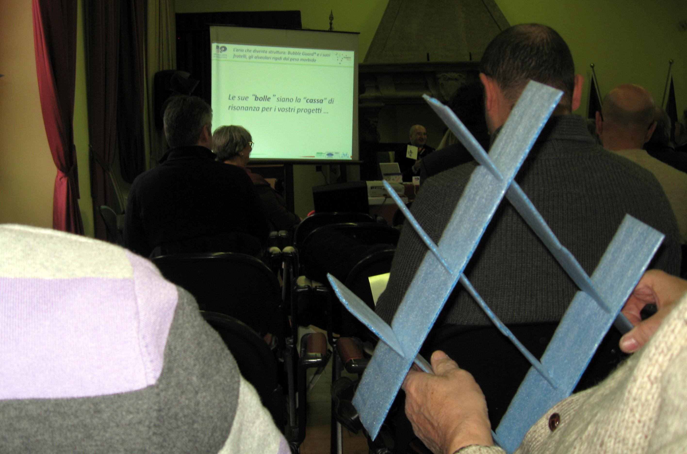 Workshop Imballaggi Protettivi