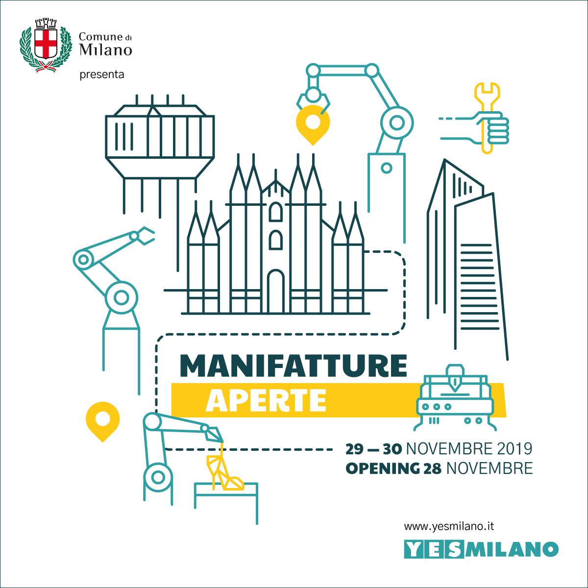 Materioteca a Manifatture Aperte 2019